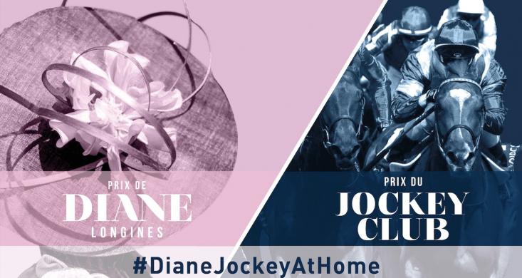 Le Prix de Diane Longines et le Jockey Club 2020 font date !