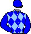 FLAMBOYANT BLUE